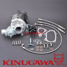 Kinugawa Turbocharger TD04L-11TK3 6cm w/ BOV Bolt On Subaru / Spool Faster 250HP