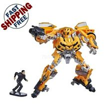 New listing Transformers Toys Studio Series Deluxe Class Bumblebee Action Figure Aug.1