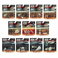 STAR WARS THE FORCE AWAKENS COLLECTIBLES MICROMACHINES ASSORTMENT CHOOSE ONE