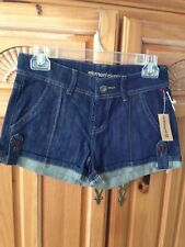 womens shorts by element denim size 5 juniors