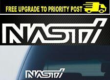 SUBARU STi Car Sticker WRX Decal NASTi