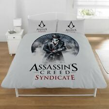 Assassin's Creed Syndicate Double Duvet Cover Set 2 in 1