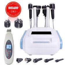 40Khz Unoisetion Cavitation 2.0 Bipolar  BIO&RF Vacuum&RF Skin Tighten Scrubber