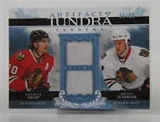 09/10 UD Artifacts Tundra Tandems Sharp Seabrook Jersey Card TT-PB
