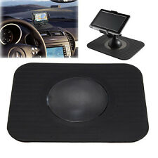 Car GPS DVD Dashboard Mount Holder Anti-skid Dash Mat For Satnav TomTom Navman