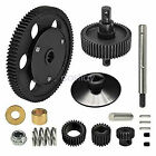 Heavy Duty Steel Transmission Gear Set For 1/10 RC Car Axial SCX10 Gearbox parts