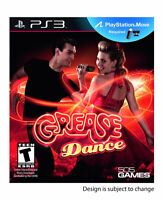 GREASE DANCE (PLAYSTATION MOVE) (BILINGUAL COVER) (PLAYSTATION3)