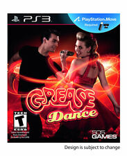 GREASE DANCE (PLAYSTATION MOVE) (BILINGUAL COVER) (PLAYSTATION3)