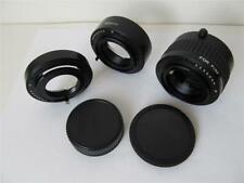 Kenko AF Extension Tube Set for Pentax K DSLR Camera ****