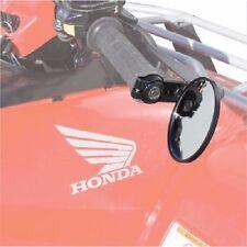 Tusk Handlebar Bar End Mirror Motorcycle Dirt Bike ATV Dual Sport Street Fighter