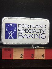 Portland Speciality Baking Oregon Bakery Patch S76J