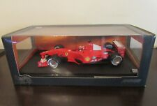 MICHAEL SCHUMACHER WORLD CHAMPION FERRARI F1-2000 HOT WHEELS MATTEL 1:18 MODEL