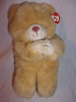 "Ty Classic 1995 Vintage Hope Bear 11"" Plush Soft Toy Stuffed Animal"