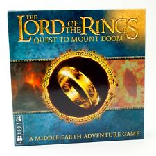LORD OF THE RINGS - Quest to Mount Doom- A Middle Earth Adventure Game, New Rare