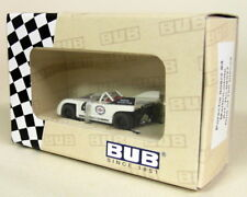 BUB 1/87 Scale - 08527 Porsche 908/3 #4 Martini White - Diecast Model car