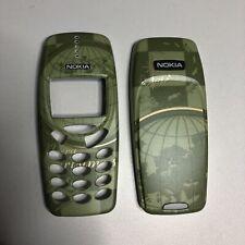 Original Nokia 3310 3330 Cover Gehäuse Oberschale Akkudeckel Merry Christmas