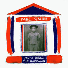 PAUL SIMON Songs From The Capeman JAPAN papersleeve CD WPCR- 12419 1997+ OBI