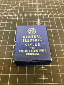 GE General Electric Stylus for Variable Reluctance Cartridge RPJ-013