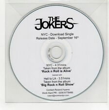 (GG440) The Jokers, NYC - DJ CD