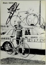 (C2/997) Cartoncino Ciclismo Alain Deroo Autografo Originale – CA-VA Seul Flandr
