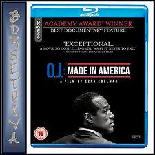 O.j Made in America Blu-ray Region DVD 5050968002726