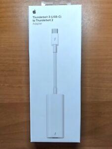 Apple Thunderbolt 3 (USB-C) zu Thunderbolt 2 Adapter
