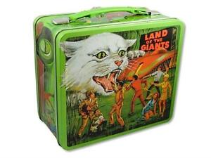Land Of The Giants Lunchbox! Full Size / Irwin Allen lunch Box lost in space