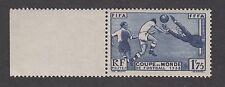 France -Timbres neufs ** -Coupe du monde de Football 1938 N° 396 Bord de feuille