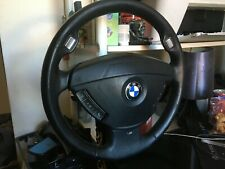 BMW 7 SERIES M SPORT STEERING Wheel LCI E65 E66   with air bag