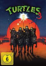 Turtles 3 - Ninja Turtles (Teenage Mutant) DVD NEU + OVP!