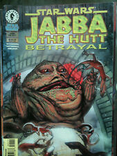 Jabba the Hutt BETRAYAL Star Wars Dark Horse comics
