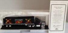 Matchbox Dos Equis Ford Aeromax Tractor Trailer 1/100 Scale