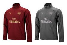 Puma Arsenal Training Fleece Top (75327301) Soccer Football Warm Sweat Shirt