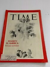 TIME- POVERTY IN AMERICA: ITS CAUSE AND EXTENT MAY 17, 1968