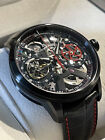 Maurice Lacroix Masterpiece Squelette, Reference # MP7128-SS001-300, 9.5/10