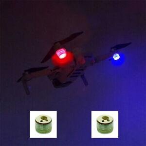 2*LED Light Night Navigation Light Strobe Lamp For DJI Mavic Mini Accessories