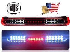97 - 03 Ford F-150 Heritage 04 Rear Led 3rd Brake Light Cargo Lamp Black Red