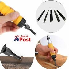 Electric Chisel Carving Tool Wood Carving Machine Woodworking Small Spanner OA