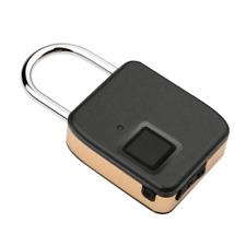 ASEC 40mm IP65 Rated Fingerprint Padlock