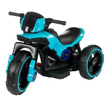 Ride on Toy Trike Motorcycle 2- 5 Yrs MP3 Input Battery Operated Rechargeable