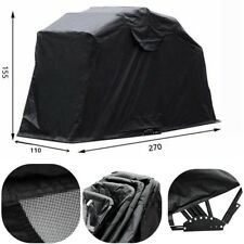 Large Motorbike Bike Shelter Cover Outdoor Shed Garage Moped Motorcycle