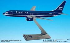 Sterling - Dark Blue - Boeing 737-800 - 1:200
