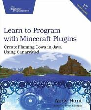Learn to Program with Minecraft Plugins : Create Flaming Cows in Java Using...
