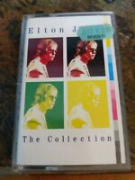 Elton John - The Collection Cassette, UK Import, very rare