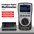 2in1 MUSTOOL MT8206 Intelligent Digital Analog Bar Graph Oscilloscope Multimeter