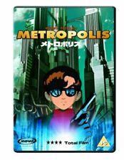 Metropolis [DVD] By Iwao Yamaki. 5050582580440.