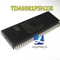 1PCS TDA9381PS/N2/3I Encapsulation:DIP-64,VERTICAL DEFLECTION OUTPUT CIRCUIT