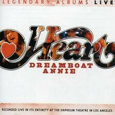 Dreamboat Annie Live - Heart (2007, CD NIEUW)