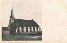 LAFAYETTE RI – Advent Christian Church - udb (pre 1908)
