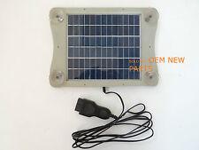 VW Volkswagen Solar Panel Battery Maintainer Charger OBD2 Plug 1C0915687 VW